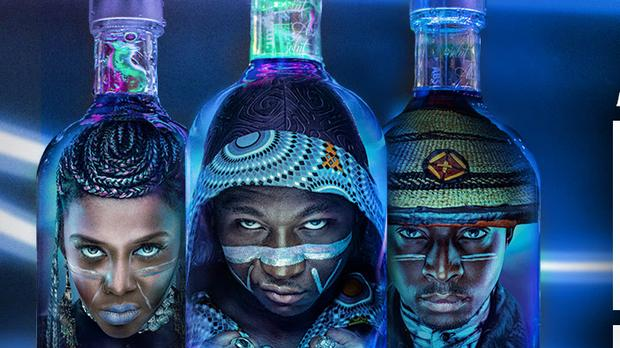 Absolut vodka, African unity